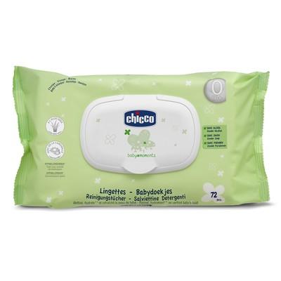 Salviette detergenti 72 pz