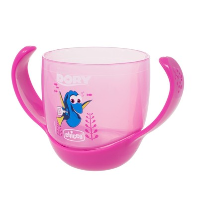 Bicchiere Finding Dory 18m+ Rosa