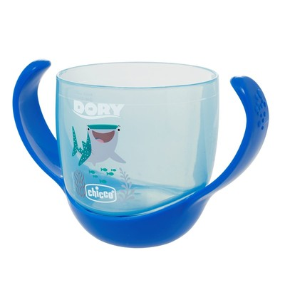 Bicchiere Finding Dory 18m+ Azzurro