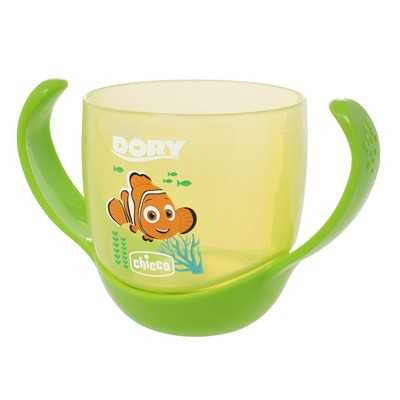 Bicchiere Finding Dory 18m+ Verde