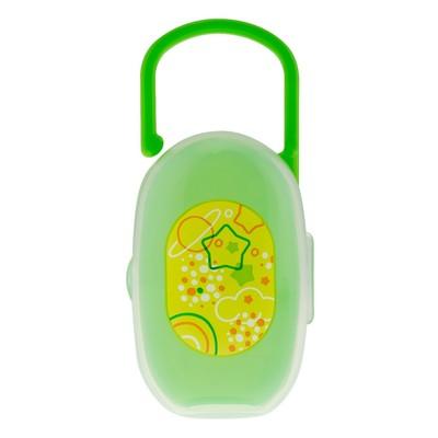 Portasucchietto neutro verde