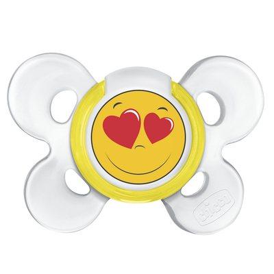 Succhietto Physio Comfort 0-6m Smile Silicone