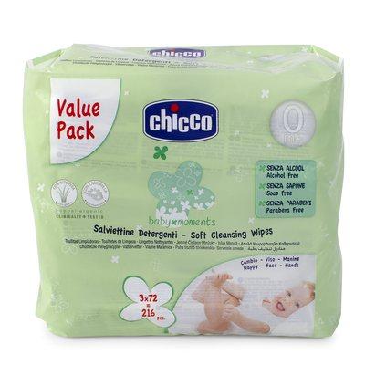Tripack salviette detergenti