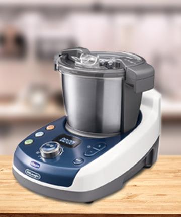 Cuocipappa Chicco, pratici robot, per preparare gustose pappe per il bambino.