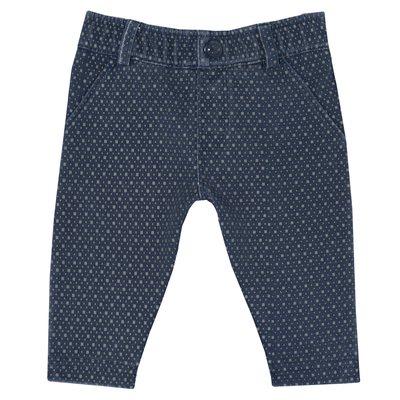 Pantalone stampa geometrica
