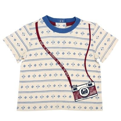 "T-shirt ""Fotografo"" bimbo"
