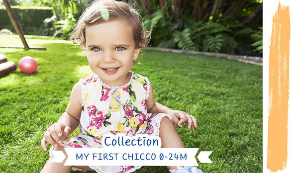 Collection My First Chicco 0-24m