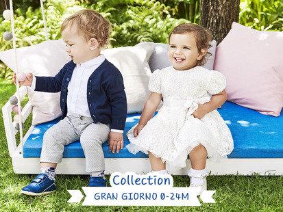 Collection Gran Giorno 0-24 m