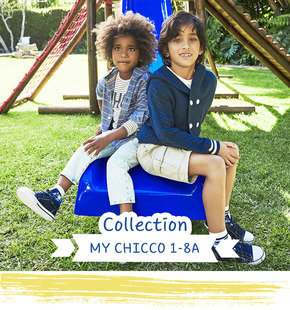 Collection My Chicco 1-8a