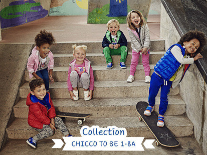 Collection Chicco To Be 1-8a