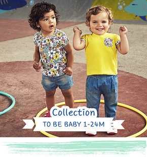 Collection To Be Baby 1-24m