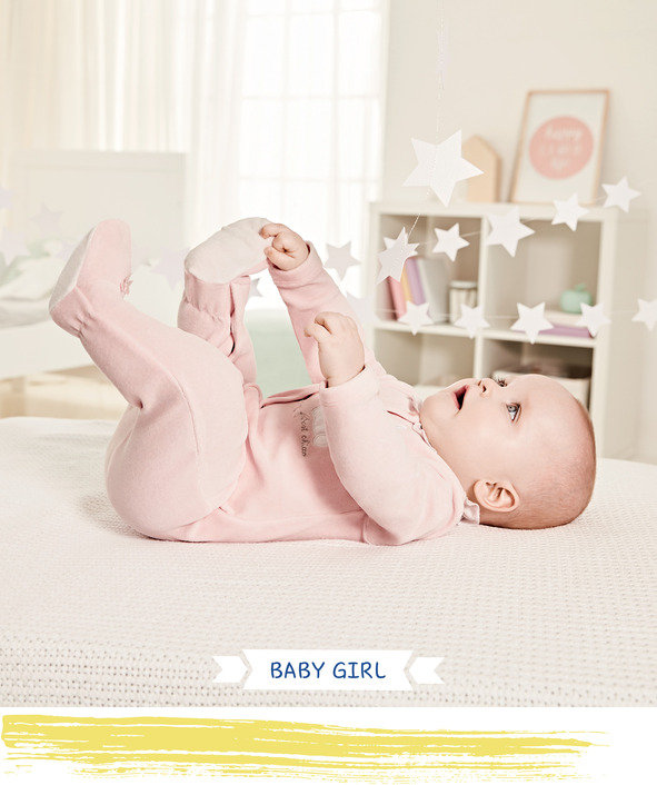 Corredino Baby Girl