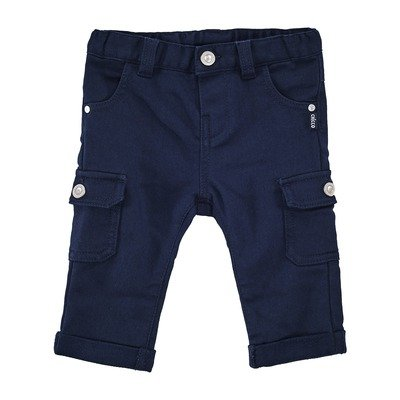 Pantalone twill e tasconi