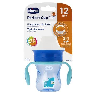 Perfect Cup 12m+ 200 ml Light Blue