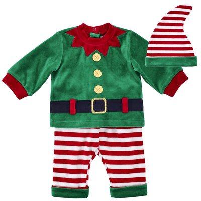 Set blusa e pantalone elfo