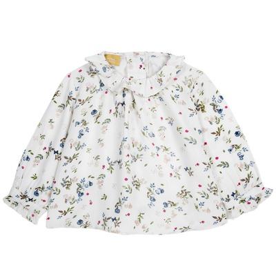 Camicia floreale