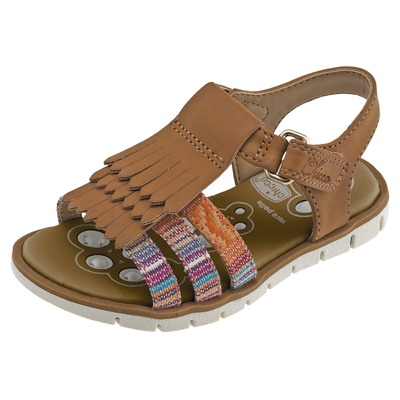 Sandalo con frangia City
