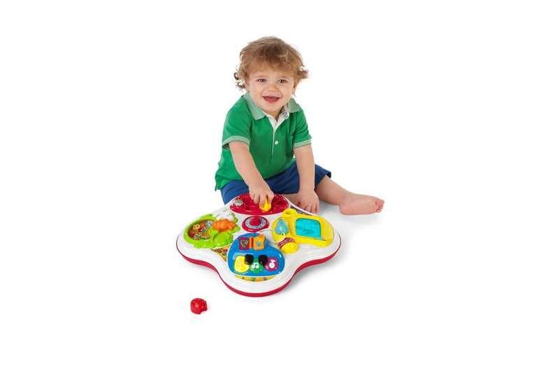 Bilingual abc gioco tavolo cresci e impara ita en chicco acquista online su shop chicco - Tavolo cresci e impara chicco ...