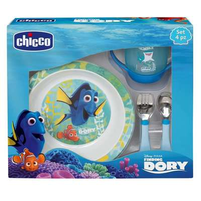 Set pappa Finding Dory 18m+ Azzurro